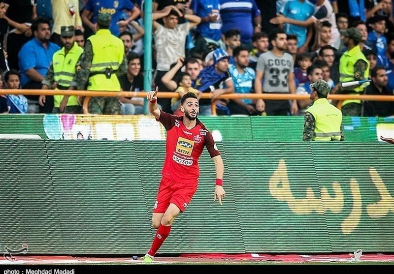 مخالفت باشگاه پرسپولیس با انتقال گلزن دربی به تراکتور