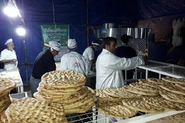 ثبت 554 مورد تخلف در نانوایی های سمنان