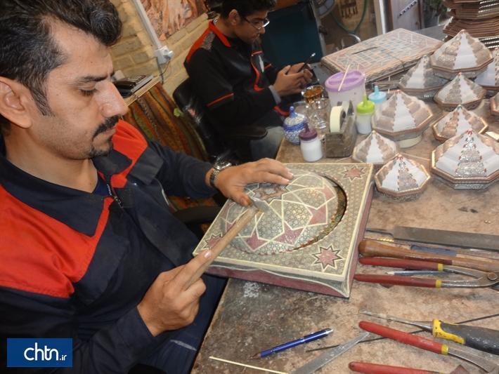 بازدید از 98 کارگاه صنایع دستی فارس برای دریافت گواهی کیفیت