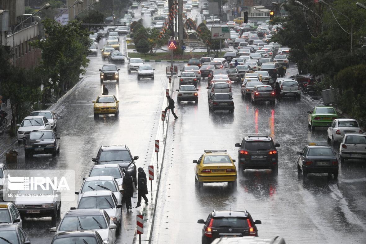 خبرنگاران بیشترین بارش در هفته بیست وسوم سال زراعی در چهارمحال و بختیاری ثبت شد