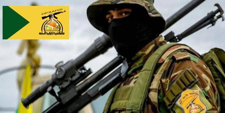 کتائب حزب الله: نیروهای مردمی عراق برای بیرون راندن اشغالگران کوشش می نمایند