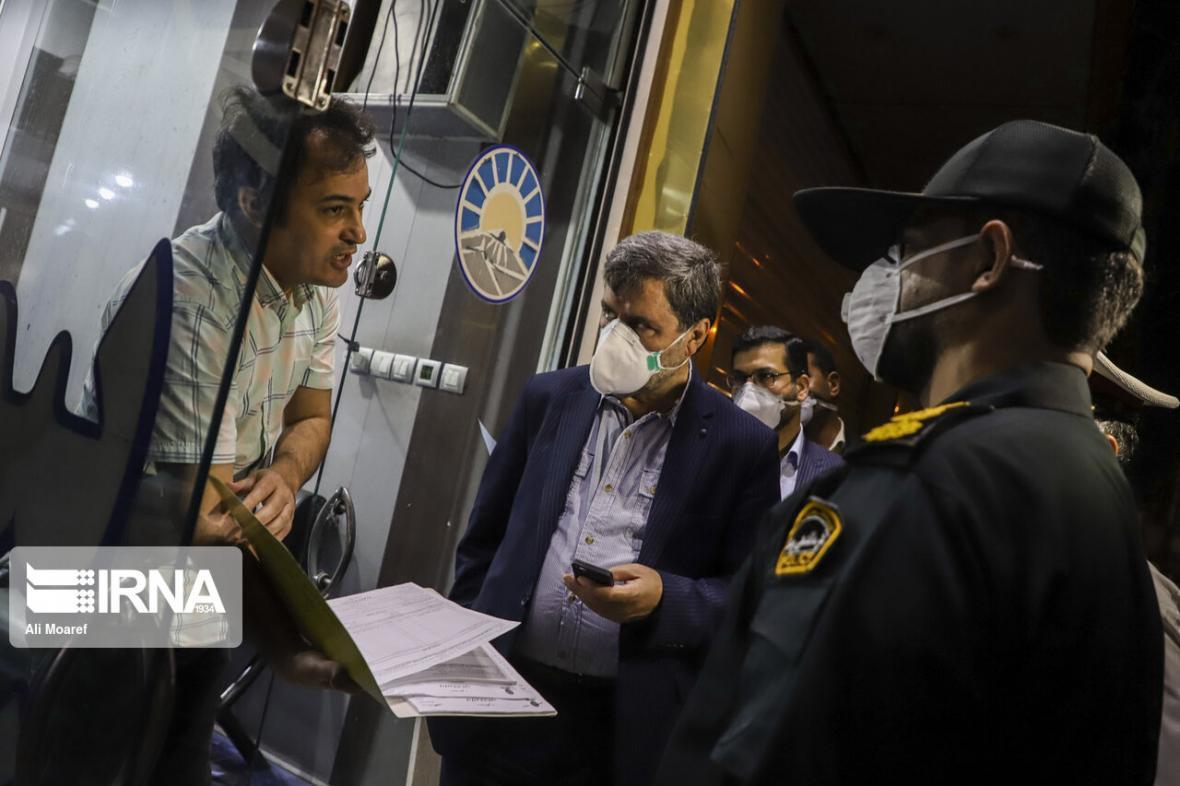 خبرنگاران 31 واحد صنفی متخلف در خراسان شمالی پلمب شد