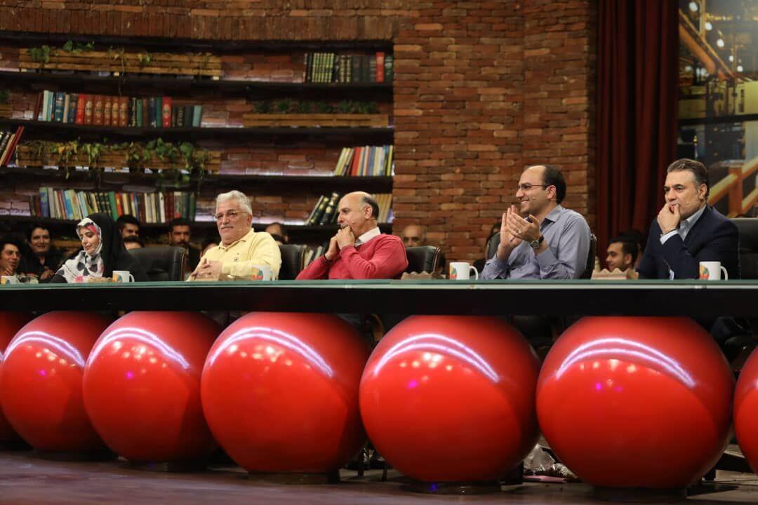 خبرنگاران آغاز پخش سری دوم میدون از فردا و بدون تماشاگر
