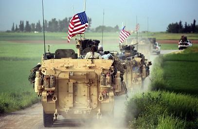 تعدادی از نظامیان ارتش آمریکا در شرق سوریه ناپدید شدند!