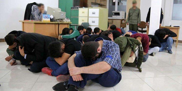 جزئیات دستگیری 29 نفر در ارتباط با فعالیت 2 شرکت هرمی