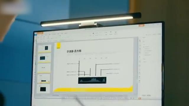 چراغی جالب و کاربردی برای کار با رایانه