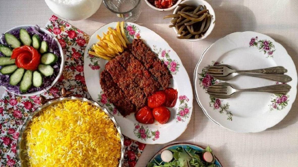 طرز تهیه کباب برنجی غذای سنتی خراسان رضوی