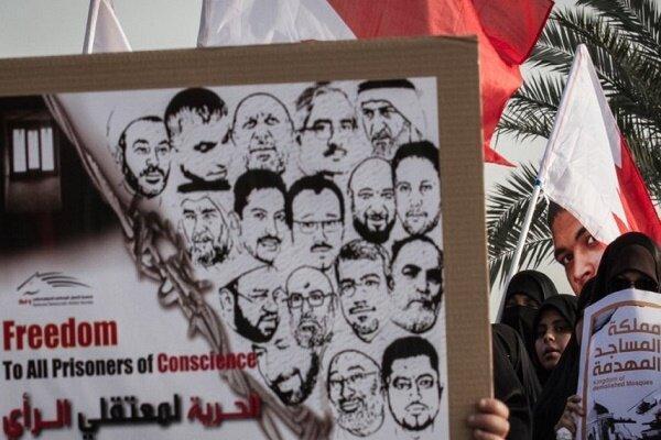 نشست زندانیان اندیشه در خلیج فارس؛ فریاد بی صدا