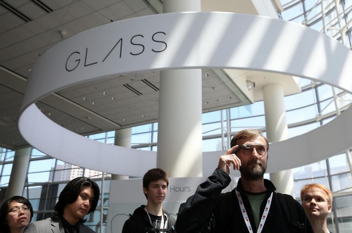 گوگل، عینک هوشمند می سازد؟!