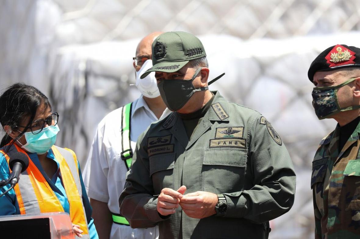 وزیر دفاع ونزوئلا: مخالفان نمی توانند قدرت را در دست گیرند