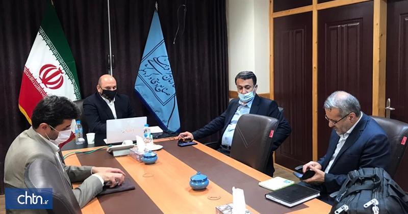 ملاقات مدیرکل گیلان با نماینده تالش، رضوانشهر و ماسال در مجلس