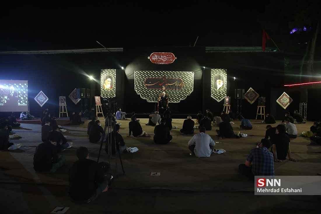 پویش یاری های مردمی در دانشگاه گیلان به مناسبت ماه محرم راه اندازی شد