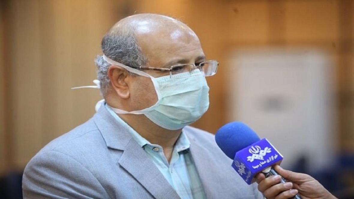 آمار مبتلایان به کرونا در تهران روبه افزایش است