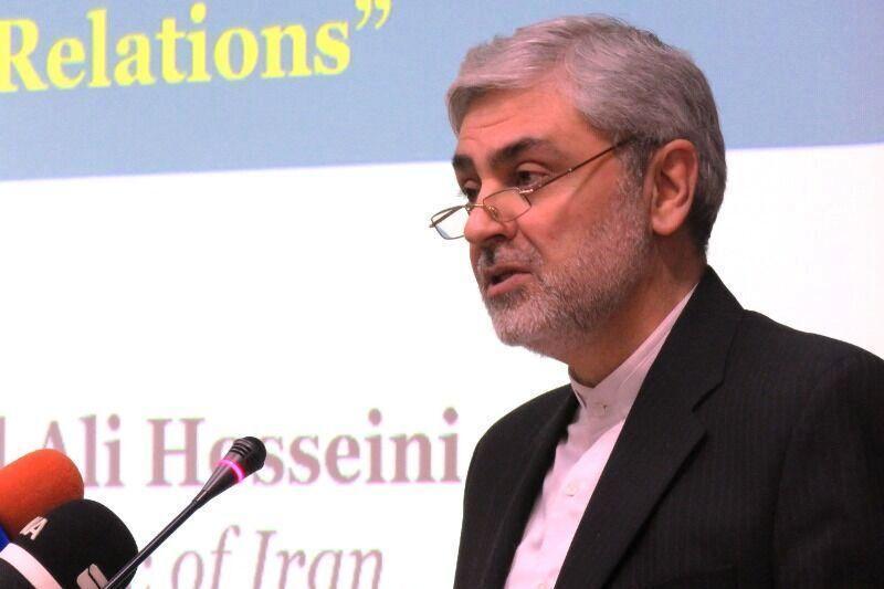 خبرنگاران سفیر ایران در پاکستان: اتصال چابهار و گوادر رونق منطقه را نوید می دهد