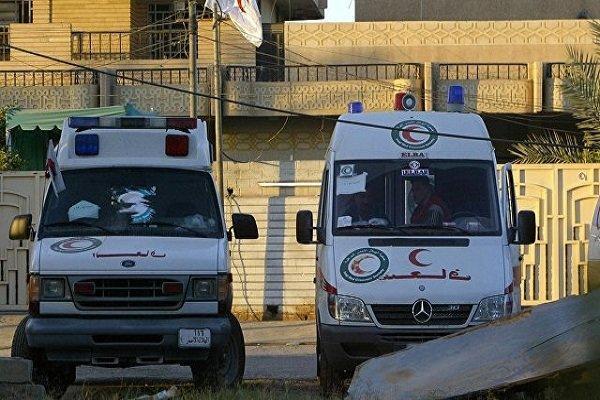 وقوع انفجار در خط لوله انتقال گاز در استان المثنی عراق