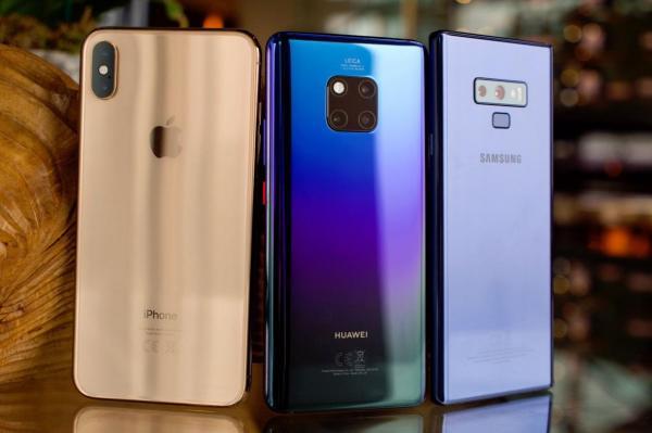 قیمت انواع گوشی موبایل، امروز یکم دی 99