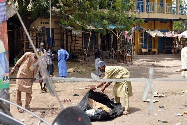 10 نفر در حمله مرگبار بوکوحرام در نیجریه کشته شدند