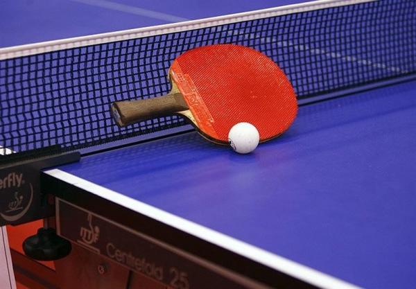 برگزاری 2 رویداد بین المللی تنیس روی میز در ایران
