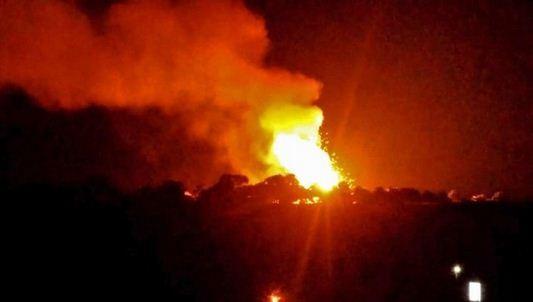 حمله موشکی به پایگاه تداوین در یمن، 4 سعودی کشته شدند
