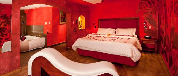 هتل هایی رومانتیک در سراسر جهان