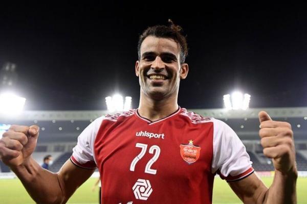درخواست پرسپولیس از AFC برای صدور مجوز حضور آل کثیر در تمرینات این تیم
