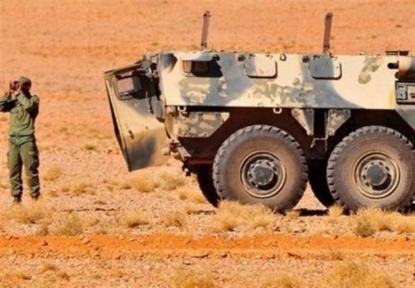 توسعه کمربند امنیتی نظامیان مغربی در صحرای غربی