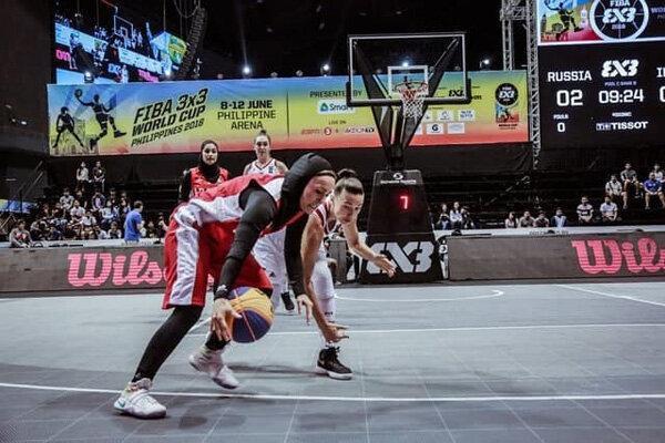 اعلام برنامه دیدارهای تیم بسکتبال سه نفره بانوان درگزینشی المپیک