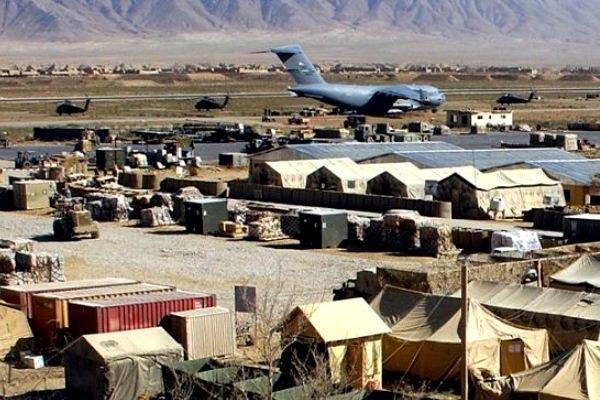 آمریکا بزرگترین پایگاه نظامی خود را تحویل کابل می دهد