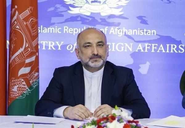وزیر خارجه افغانستان: می توانیم با طالبان به صلح برسیم