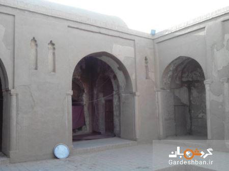 مسجد فهرج؛ به روایتی قدیمی ترین مسجد ایران، تصاویر