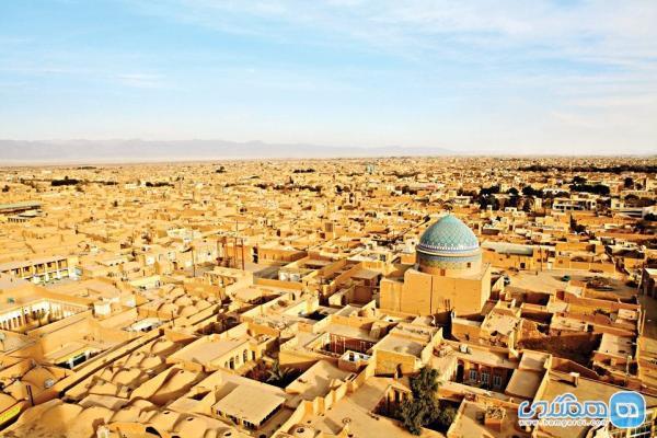 جاذبه های گردشگری محله فهادان در یزد، تصاویر