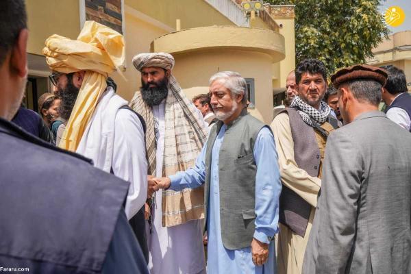 ملاقات مقامات طالبان با عبدالله، کرزی و حکمتیار