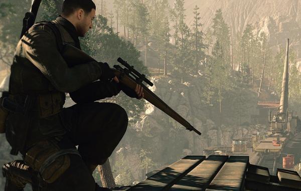 نسخه سوییچ Sniper Elite 4 آبان عرضه می گردد