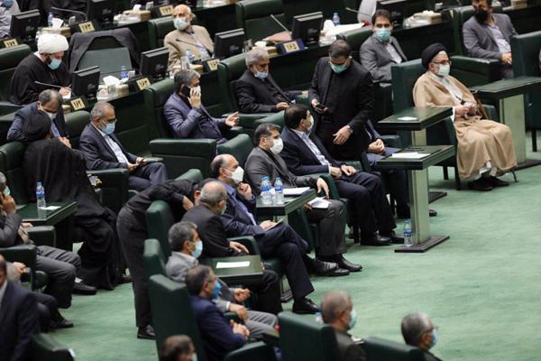 آغاز رأی گیری مجلس برای کابینه پیشنهادی رئیسی