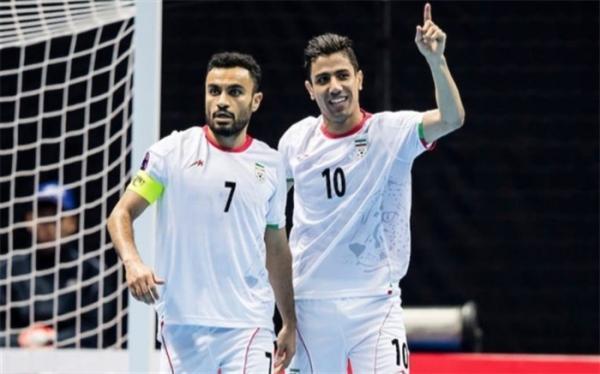 ستاره فوتسال ایران جام جهانی را از دست داد